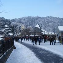Honeymoon In Shimla-Manali Ex Pathankot