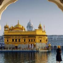 Golden Temple With Beautiful Himachal Ex Delhi