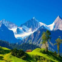 Heavenly Himachal Tour with Tricity Chandigarh Ex Chd
