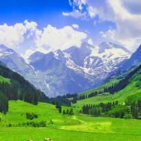 Holiday in Alluring Himachal Ex Chd