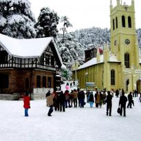 Honeymoon In Panoramic Shimla And Manali Ex Delhi By Cab