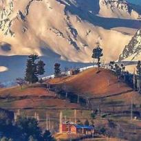 Leh with the Essence of Kashmir Valley
