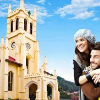 Shimla,Manali Honeymoon package with Agra By Cab