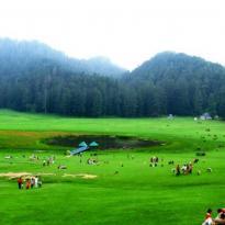 Weekend in Mini Switzerland, Khajjiar