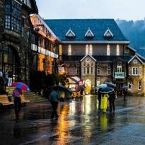 WEEKEND IN SHIMLA BY VOLVO